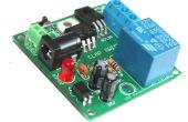 Un module de relais DIY kit pour le commutateur clap populaire