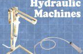 Machines hydrauliques à composition non limitée