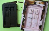 Moule à chocolat TARDIS