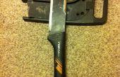 Convertir un couteau de brosse Fiskars en un outil de survie/plate-forme