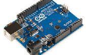 Programmation Arduino avec téléphone portable