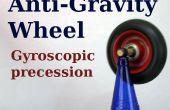 """""""Anti-Gravity"""" roue"""