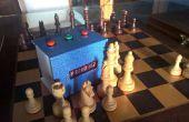 Horloge d'échecs Arduino - boîte multi-jeux