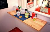 Bar table debout en 3 étapes simples de recyclage INGO IKEA en