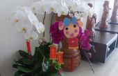Miss La Sen suspendus décoration chanceuse sur le nouvel an lunaire