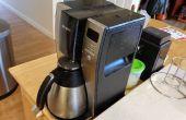 Faire le meilleur café avec votre machine à goutte à goutte automatique de Mr. Coffee