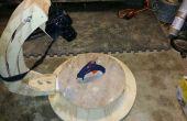 Rotation de modèle 3D Capture Stand