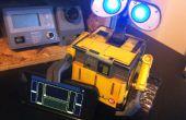 Spark-e - un noyau de Spark + Touch OSC contrôlée conversion de robot jouet Wall-e