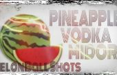 HOW TO MAKE MELON BALL coups
