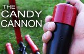 Make It Rain Down chocolat ! Pour de vrai !  Voici comment faire votre propre Canon pneumatique de Candy !