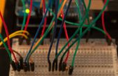 Étape par étape LCD câblage (4 bits Mode) et exemples de programmation pour Arduino