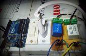 Voix de basculement contrôlé par Arduino