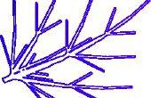 L'agitation Transfiguration : Découpé au Laser gravé feuille