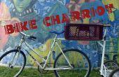 VÉLO CHARRIOT marque I. Aka vélo mise en commun de dispositif.