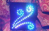 Adressable LED parti sac