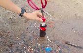 Comment faire une fusée de Coca cola avec prospane