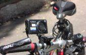 Rapide et facile à faire caméra vélo de montage !
