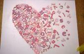 Petit cœur de lettre
