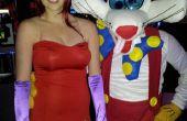 Mon Costume épique Roger Rabbit!!!