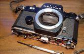 Comment réparer un miroir a cessé / « coincé » sur un Pentax Spotmatic ES