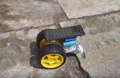 Comment faire la mini voiture solaire