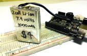 Faire un Pack de batterie au Lithium bon marché