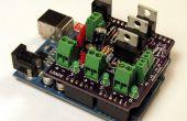 Construction et à l'aide d'un MOSFET Arduino Shield