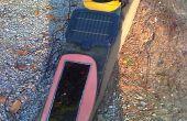 Combinant des petits panneaux solaires