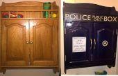 Cabinet de Dr Who Rx
