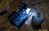 Rapide et facile Arduino veilleuse