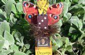 Assemblage de art - Domino rêveur Art Doll
