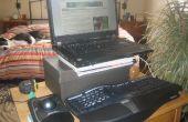 Ergonomique pour ordinateur portable installation