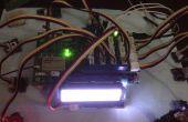 Contrôle des données de capteur avec Edison (Intel IoT)