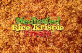 Médicamenteux Rice Krispies Treats Non OGM & sans Gluten