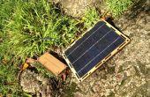 Assemblage d'un Kit de chargeur de batterie solaire BootstrapSolar Chi-qoo
