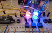 Couleur étalonnage LED RGB avec un Arduino
