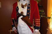 Masque soldat hessois et accessoires