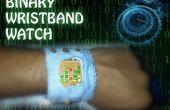 Poignet binaire-bracelet