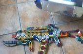 Knex g36c assault rifle model