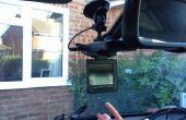 Câblez une dashcam, bon marché et rapide - Vauxhall zafira