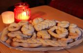 Comment faire des biscuits au beurre moulable