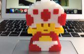 Bébé champignon dans Super Mario Bros, jeux TV