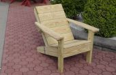 Chaise de jardin 40 $