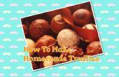 Comment faire des truffes maison