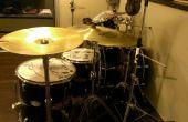Peindre votre kit tambour - en peignant vos tours de tambour