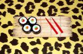 Sushi de bricolage Miniature