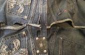 Comment redimensionner vos jeans