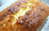 Superbe recette de pain citron
