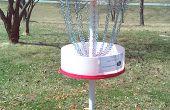 Un grand disque Build-at-home Golf cible (ou une meilleure utilisation des tambours de 55-gal!)