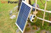 DIY Portable Powerbank solaire (w / prises 110v & Ports USB)
